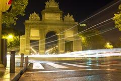Ispaniya.Madrid. Fotografía de archivo libre de regalías