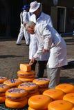 Ispettore del formaggio Fotografia Stock