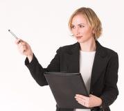 Ispettore femminile #4 Fotografie Stock Libere da Diritti