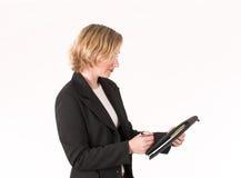 Ispettore femminile #6 Fotografie Stock Libere da Diritti
