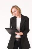 Ispettore femminile #7 Fotografia Stock