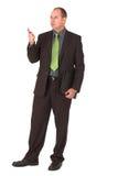 Ispettore quiry Fotografia Stock