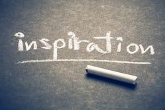 ispirazione Immagine Stock