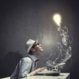 Ispirazione creativa Fotografie Stock