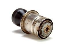 Isqueiro oxidado velho do cigarro do carro fotos de stock
