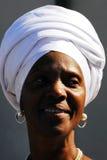 Israélites hébreux africains de Jérusalem images stock