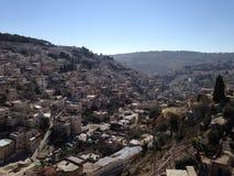 Israël de stad van David Stock Afbeelding