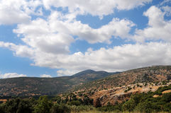 Israël Galil royalty-vrije stock foto's
