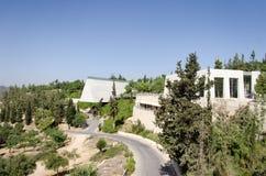 israël jeruzalem Yad Vashem (naam en geheugen) royalty-vrije stock fotografie