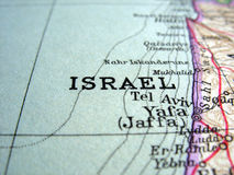 Israel. The way we looked at Israel in 1949 Stock Photo