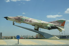 Israel Air Force McDonnell Douglas F-4E Phantom II fighter jet Stock Photography