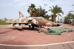 Israel Air Force museum Stock Image