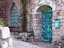 Israel Alley Royaltyfri Foto