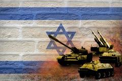 Israel armé, krigsmakter Arkivfoto