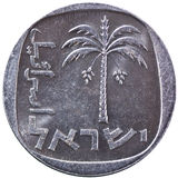 Israel coin Royalty Free Stock Photos