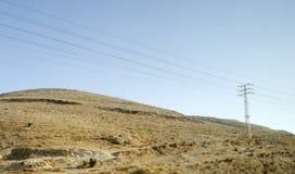Israel Desert Stockbild
