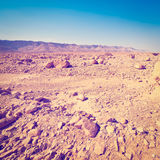 Israel Desert Photo stock