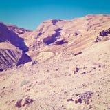 Israel Desert Royalty Free Stock Images