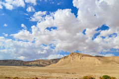 Israel Desert Royalty Free Stock Photos