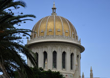 Israel dome of the historic building Stock Photography
