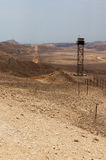 Israel Egypt peace border Stock Photography