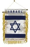 Israel Flag Royalty Free Stock Photography