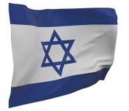 Free Israel Flag Isolated Stock Photo - 214586840