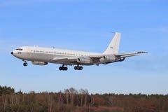Israel - flygvapen Boeing 707-3L6C Royaltyfria Foton