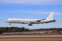Israel - flygvapen Boeing 707-3L6C Fotografering för Bildbyråer