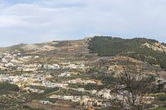 israel galiläa lizenzfreies stockbild
