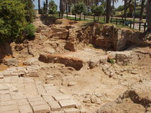 israel gammala jaffa arkivbilder