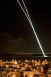Israel, guerra, misiles. Imagen de archivo libre de regalías
