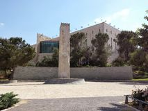 Israel High Court in Jerusalem Royalty Free Stock Photo