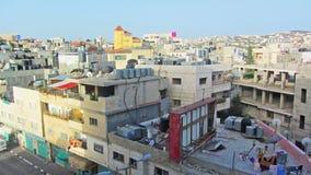 Israel hus på kullen Royaltyfri Bild