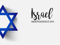 Israel Independence Day. Royalty Free Stock Photo
