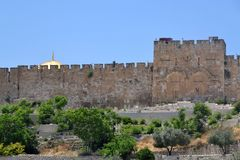 israel Jerusalem Zdjęcie Royalty Free