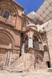 Israel. Jerusalem. Church of the Holy Sepulchre Royalty Free Stock Photos