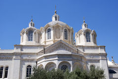 Israel, Jerusalem The Holy Trinity Cathedral Stock Photography