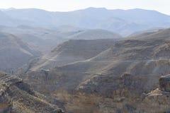Israel, Judean-Wüste Lizenzfreie Stockfotografie