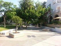 Israel Kfar Saba central, viagem, Israel Imagem de Stock