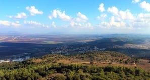 Israel Landscape images libres de droits
