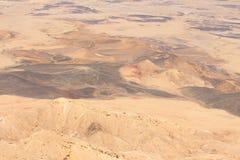 Israel - Makhtesh Ram?n Imagen de archivo libre de regalías