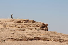 Israel - Makhtesh Ramon Stock Photography