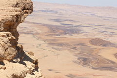 Israel - Makhtesh Ramon Royalty Free Stock Photos