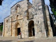 Israel Mellanösten, Jerusalem, det kyrkliga Stet Anne Royaltyfria Foton
