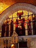 Israel, Mittlere Osten, Jerusalem, Kapelle der Geißelung, alte Stadt Lizenzfreie Stockbilder