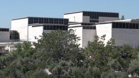 Israel Museum in Jerusalem, Israel. stock video footage
