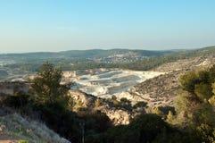 israel natur Royaltyfri Fotografi