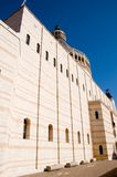 Israel Nazareth. Church of the Annunciation. Stock Photography