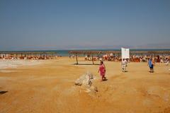 israel nieżywy morze Zdjęcie Stock